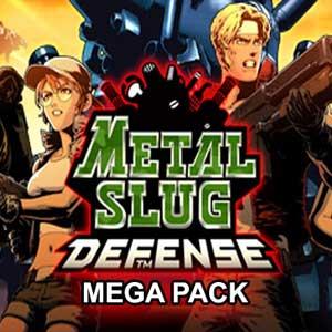 Acheter Metal Slug Defense Mega Pack Clé Cd Comparateur Prix