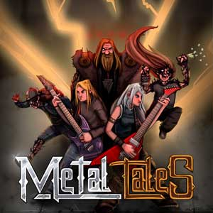 Acheter Metal Tales Fury of the Guitar Gods Clé Cd Comparateur Prix