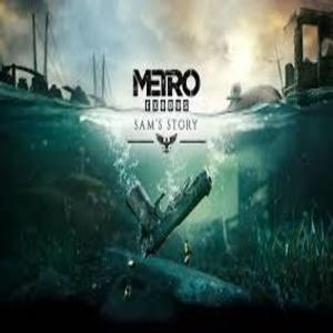 Acheter Metro Exodus Sams Story Clé CD Comparateur Prix
