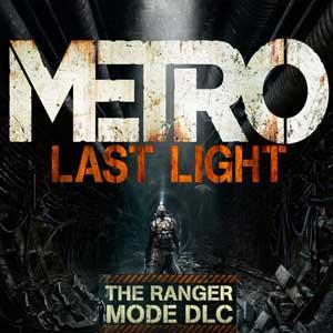 Acheter Metro Last Light Ranger Mode Clé Cd Comparateur Prix