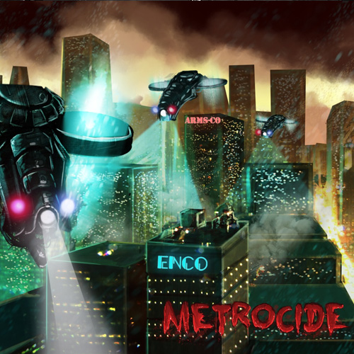 Acheter Metrocide Clé Cd Comparateur Prix