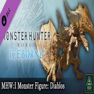 MHWI Monster Figure Diablos