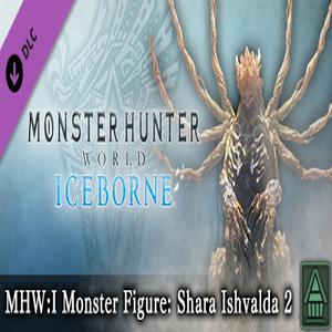 MHWI Monster Figure Shara Ishvalda 2