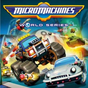Telecharger Micro Machines World Series PS4 code Comparateur Prix