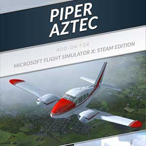 Microsoft Flight Simulator X Piper Aztec