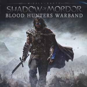 Middle Earth Shadow of Mordor Blood Hunters Warband