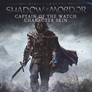 Acheter Middle Earth Shadow of Mordor Captain of the Watch Character Skin Clé Cd Comparateur Prix