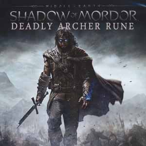 Middle Earth Shadow of Mordor Deadly Archer Rune