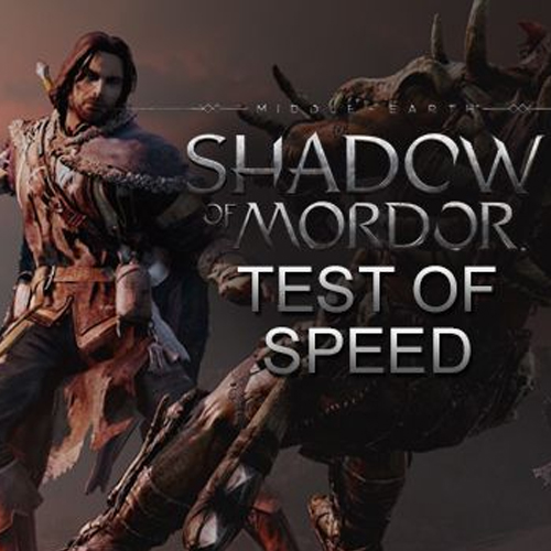 Acheter Middle-earth Shadow of Mordor Test of Speed Clé Cd Comparateur Prix