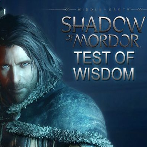 Acheter Middle-earth Shadow of Mordor Test of Wisdom Clé Cd Comparateur Prix