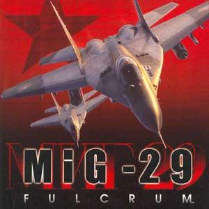 Acheter MiG-29 Fulcrum Clé Cd Comparateur Prix
