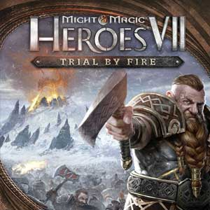 Acheter Might and Magic Heroes 7 Trial by Fire Clé Cd Comparateur Prix