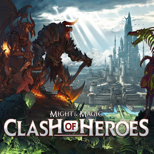 Acheter Might & Magic Clash of Heroes Clé Cd Comparateur Prix