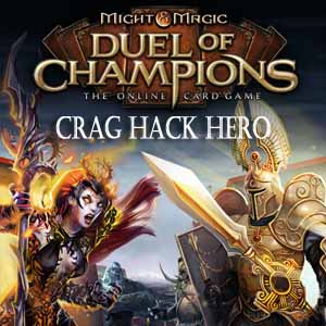 Acheter Might & Magic Duel of Champions Crag Hack Hero Clé Cd Comparateur Prix