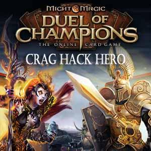 Acheter Might & Magic Duel of Champions Crag Hack Hero Clé Cd Comparateur Prix
