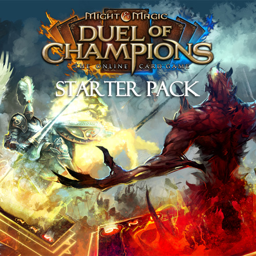 Acheter Might & Magic Duel of Champions Starter Pack Clé Cd Comparateur Prix