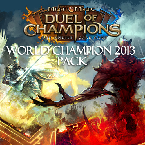 Acheter Might & Magic Duel of Champions World Champion 2013 Pack Clé Cd Comparateur Prix