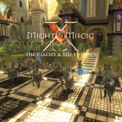 Acheter Might & Magic X Legacy The Falcon & The Unicorn Cle Cd Comparateur Prix