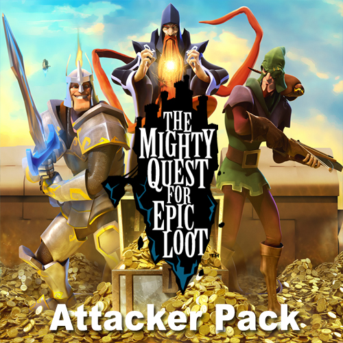 Acheter Mighty Quest For Epic Loot Attacker Pack Cle Cd Comparateur Prix