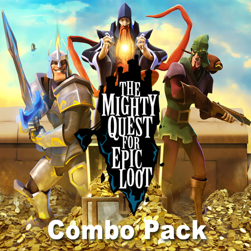 Acheter Mighty Quest For Epic Loot Combo Pack Cle Cd Comparateur Prix