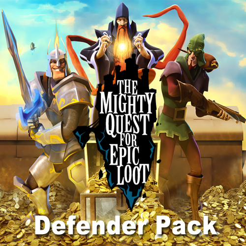 Acheter Mighty Quest For Epic Loot Defender Pack Cle Cd Comparateur Prix