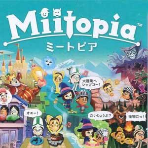 Acheter Miitopia Nintendo 3DS Download Code Comparateur Prix