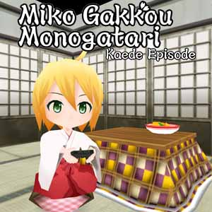 Acheter Miko Gakkou Monogatari Kaede Episode Clé Cd Comparateur Prix