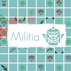 Acheter Militia Clé Cd Comparateur Prix