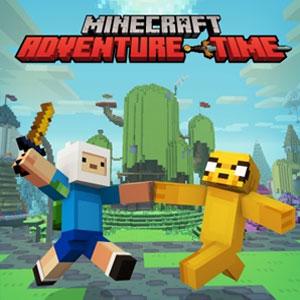 Acheter Minecraft Adventure Time Mash-up PS3 Code Comparateur Prix
