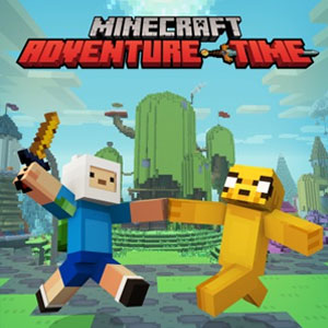 Acheter Minecraft Adventure Time Mash-up Xbox One Comparateur Prix