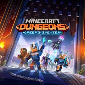 Acheter Minecraft Dungeons Creeping Winter Nintendo Switch comparateur prix