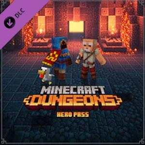 Minecraft Dungeons Hero Pass