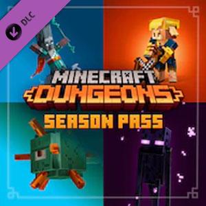 Minecraft Dungeons Season Pass