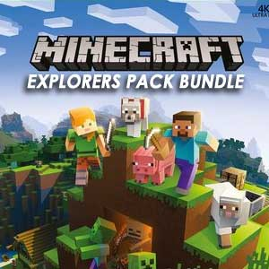 Minecraft Explorer's Pack Bundle