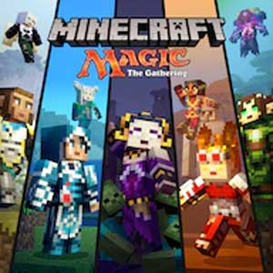 Acheter Minecraft Magic The Gathering Skin Pack Xbox One Comparateur Prix