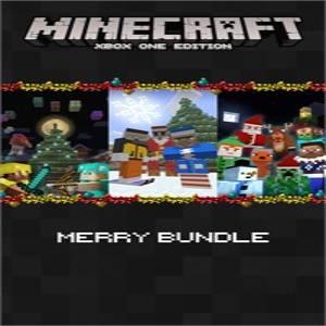 Minecraft Merry Bundle
