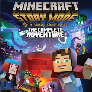 Acheter Minecraft Story Mode The Complete Adventure Nintendo Switch Comparateur Prix