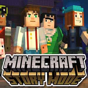 Acheter Minecraft Story Mode Xbox 360 Code Comparateur Prix