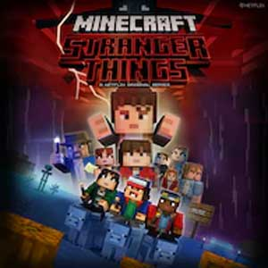 Acheter Minecraft Stranger Things Skin Pack Xbox One Comparateur Prix