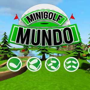 Acheter Mini Golf Mundo Clé Cd Comparateur Prix