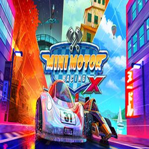 Acheter Mini Motor Racing X Nintendo Switch comparateur prix