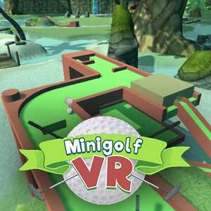 Minigolf VR