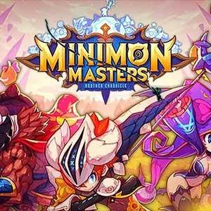 Acheter Minion Masters Clé Cd Comparateur Prix