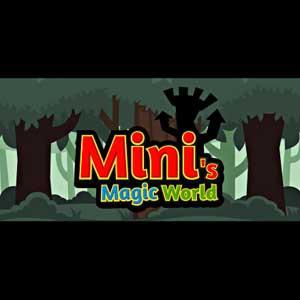 Acheter Minis Magic World Clé Cd Comparateur Prix