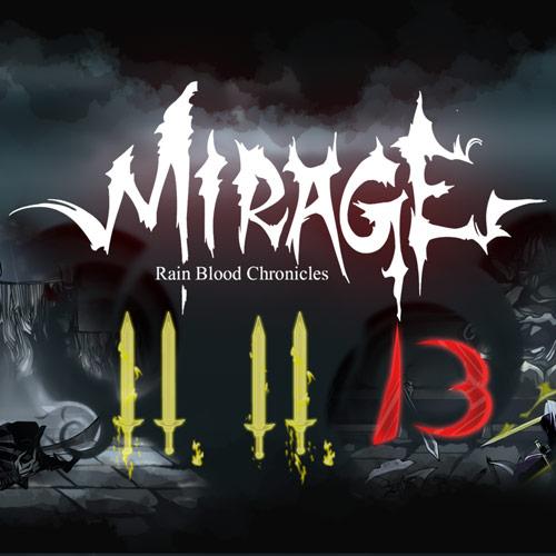 Acheter Mirage Rain Blood Chronicles clé CD Comparateur Prix