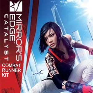 Telecharger Mirrors Edge Catalyst Combat Runner Kit PS4 code Comparateur Prix