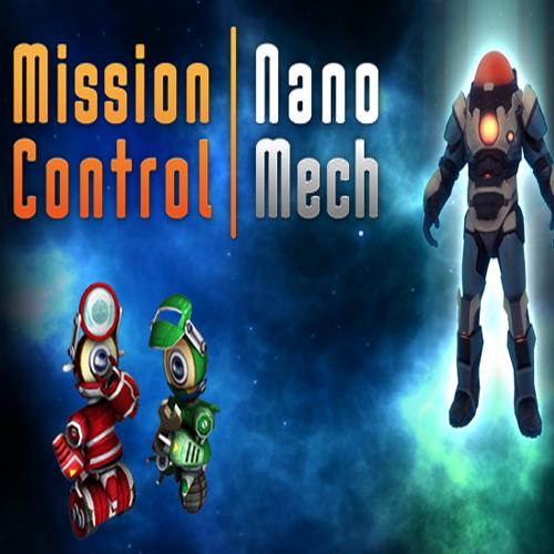 Acheter Mission Control NanoMech Clé Cd Comparateur Prix