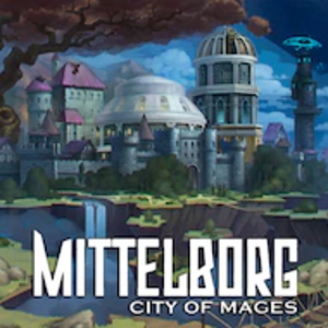 Mittelborg City of Mages