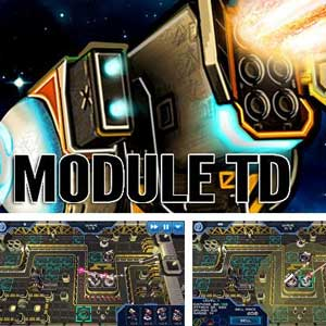 Module TD Sci-Fi Tower Defense