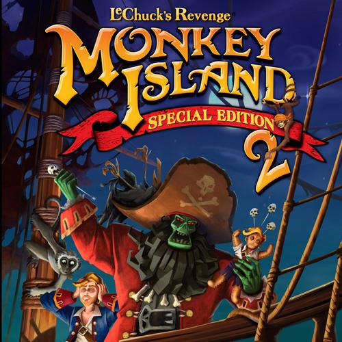 Monkey Island 2 Special Edition LeChucks Revenge